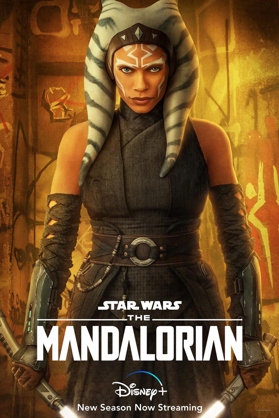 Les NEWS de la saison 2 de Star Wars The Mandalorian  - Page 3 Poste107