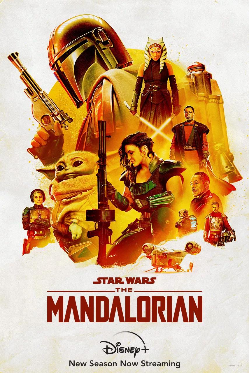 Les NEWS de la saison 2 de Star Wars The Mandalorian  - Page 3 Poste108