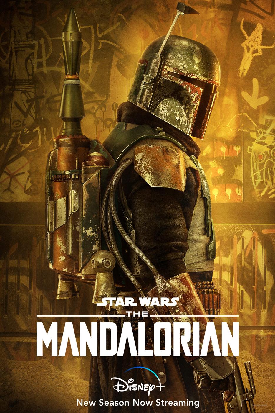 Les NEWS de la saison 2 de Star Wars The Mandalorian  - Page 3 Poste109