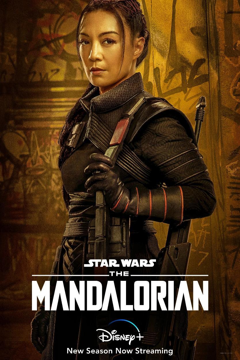 Les NEWS de la saison 2 de Star Wars The Mandalorian  - Page 3 Poste110