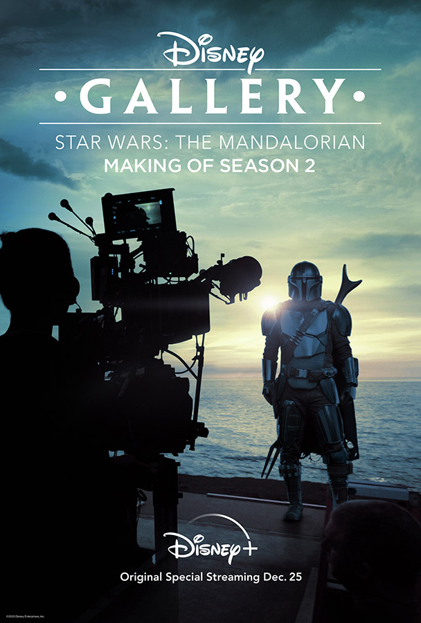 Disney - Les Making Of - Star Wars The Mandalorian Saison 02 Poste111