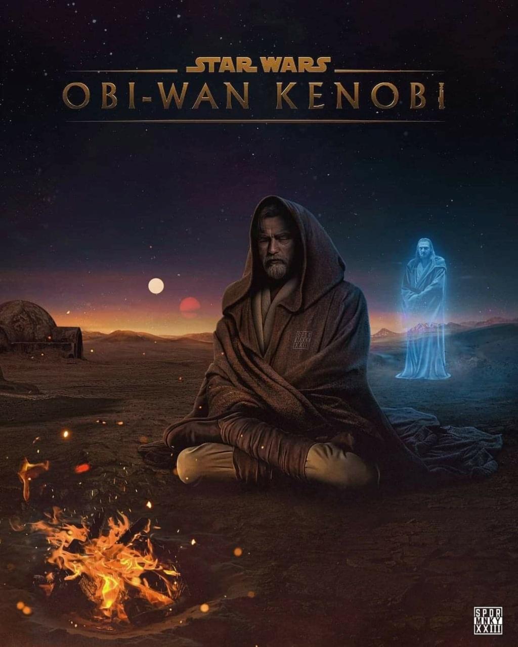 Star Wars Obi Wan Kenobi : Trailer Poster Vidéo FanMade Poste112