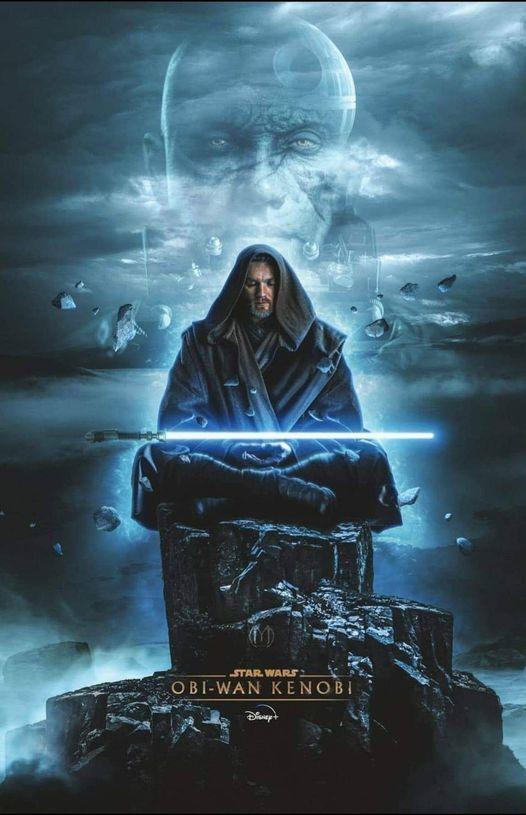Star Wars Obi Wan Kenobi : Trailer Poster Vidéo FanMade Poste114