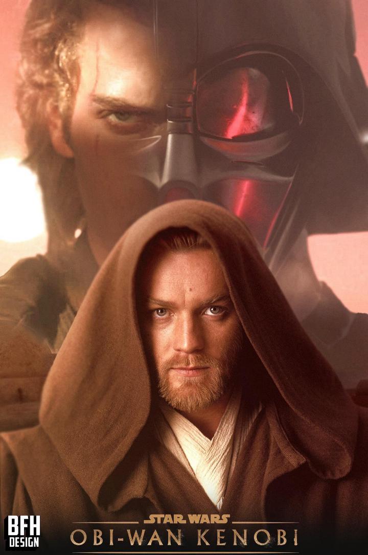Star Wars Obi Wan Kenobi : Trailer Poster Vidéo FanMade Poste118