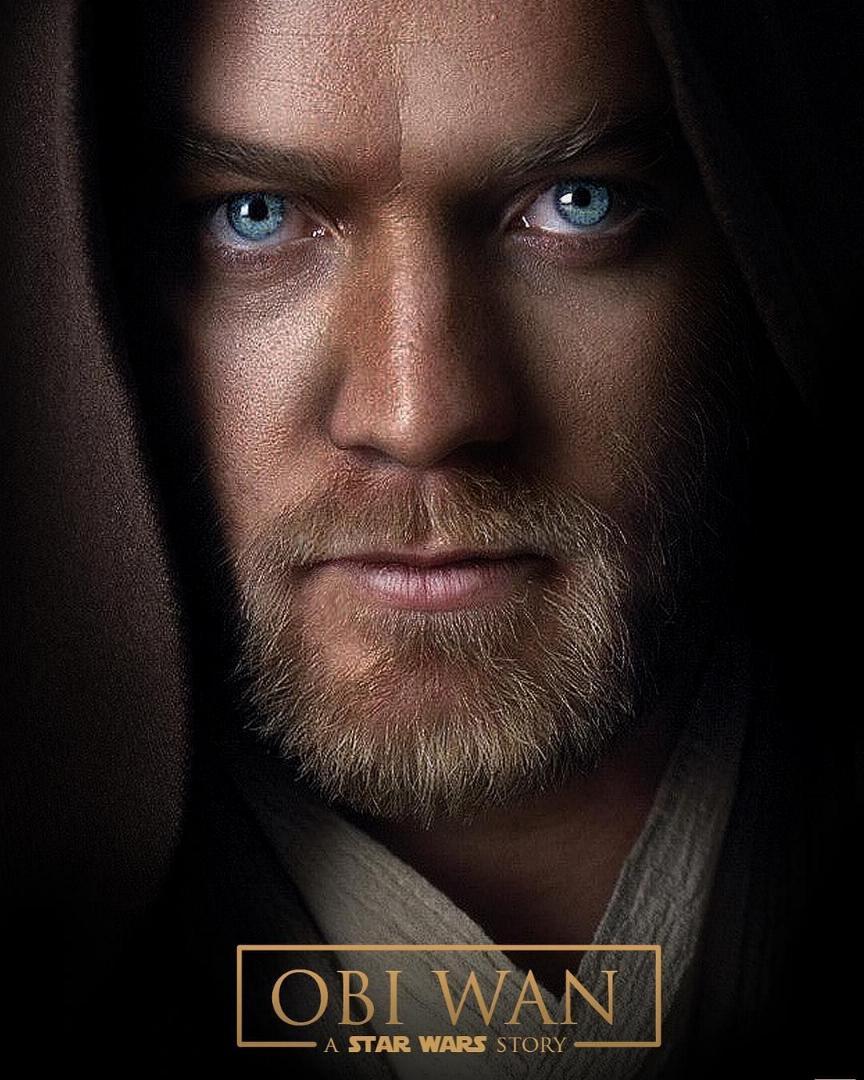 Star Wars Obi Wan Kenobi : Trailer Poster Vidéo FanMade Poste120
