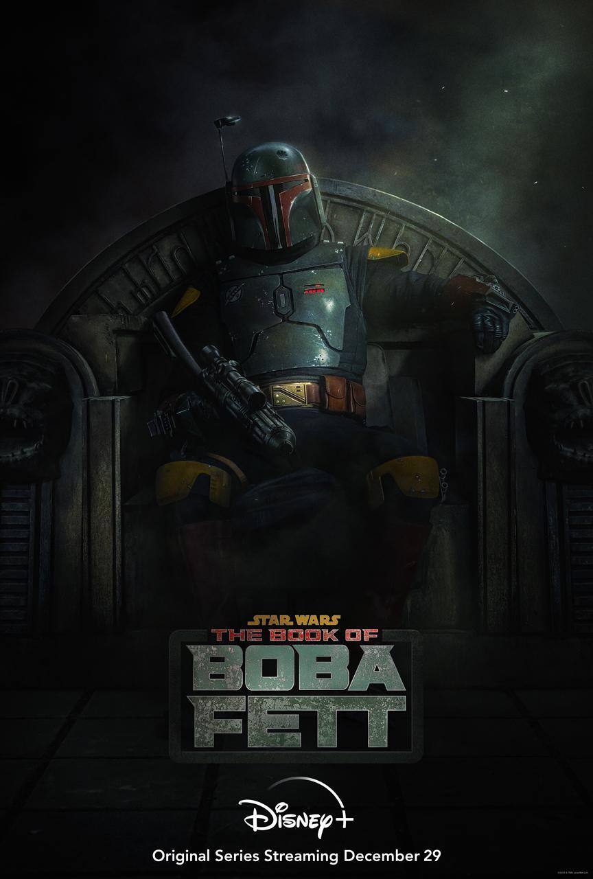 Star Wars The Book Of Boba Fett : Les NOUVELLES de la série Poste128