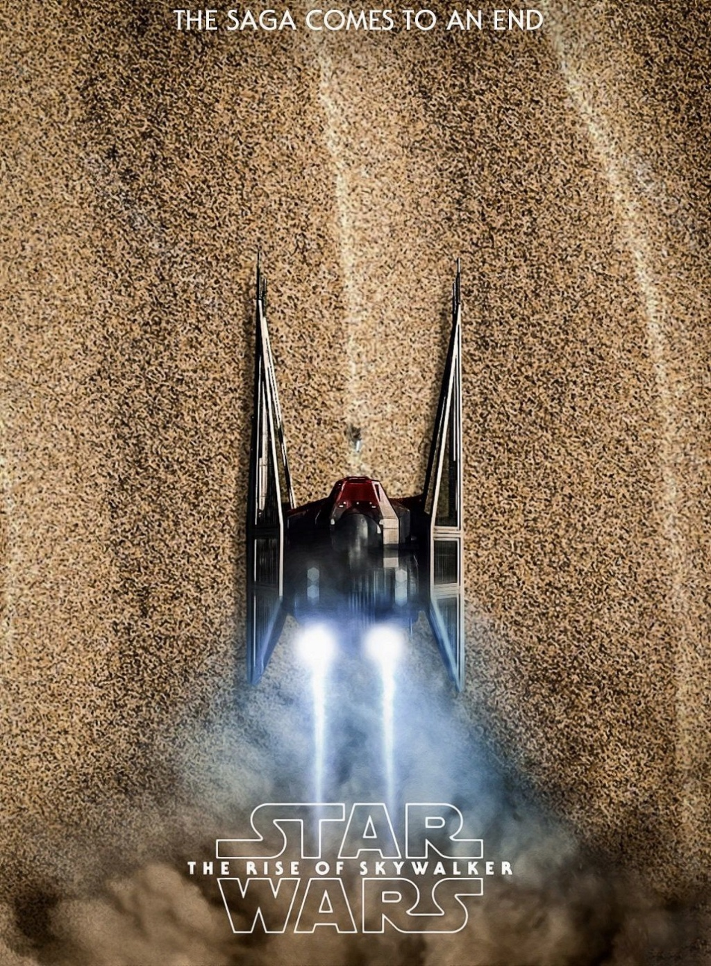 9 - Teaser Trailer Poster Video FanMade Star Wars 9 Poster11