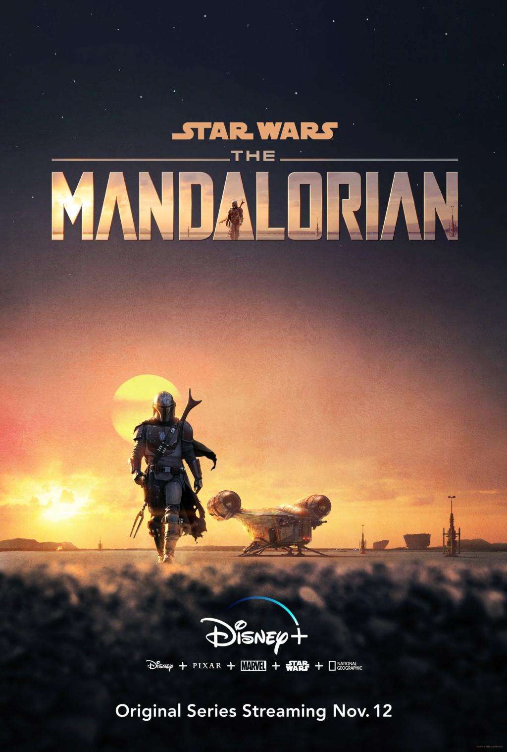 Les NEWS de la série Star Wars The Mandalorian - Page 2 Poster18