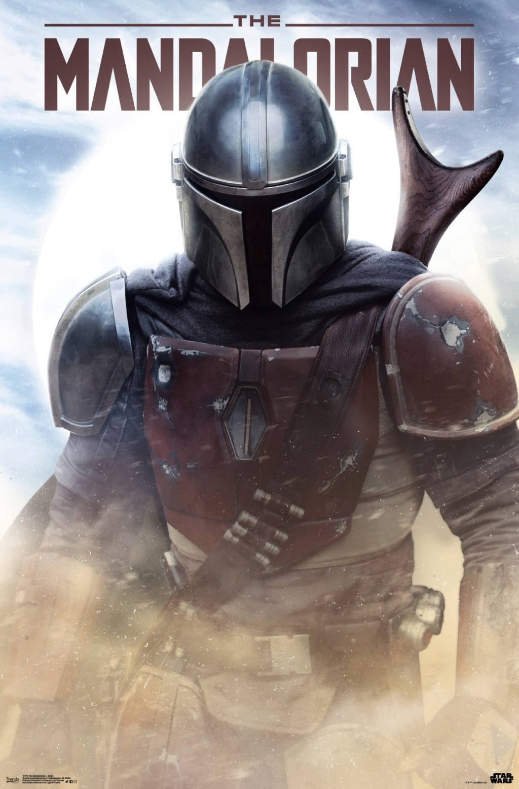 Les NEWS de la série Star Wars The Mandalorian - Page 3 Poster24