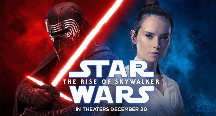 9 - Les NEWS Star Wars Episode IX - The Rise Of Skywalker - Page 8 Poster27