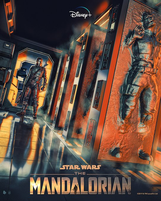Les NEWS de la série Star Wars The Mandalorian - Page 3 Poster30