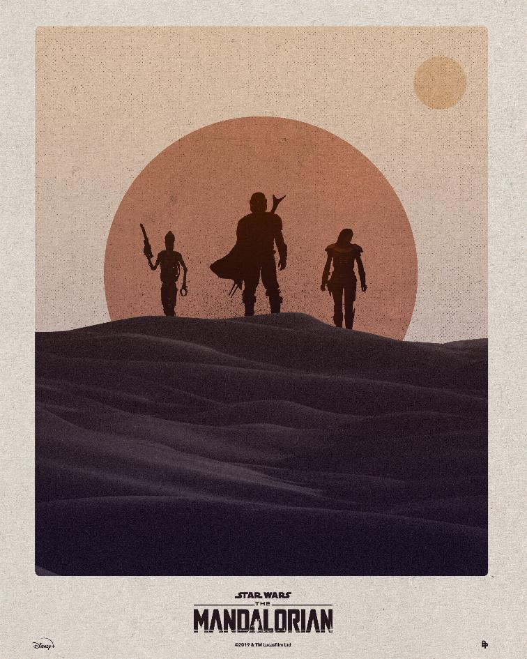 Les NEWS de la série Star Wars The Mandalorian - Page 3 Poster35
