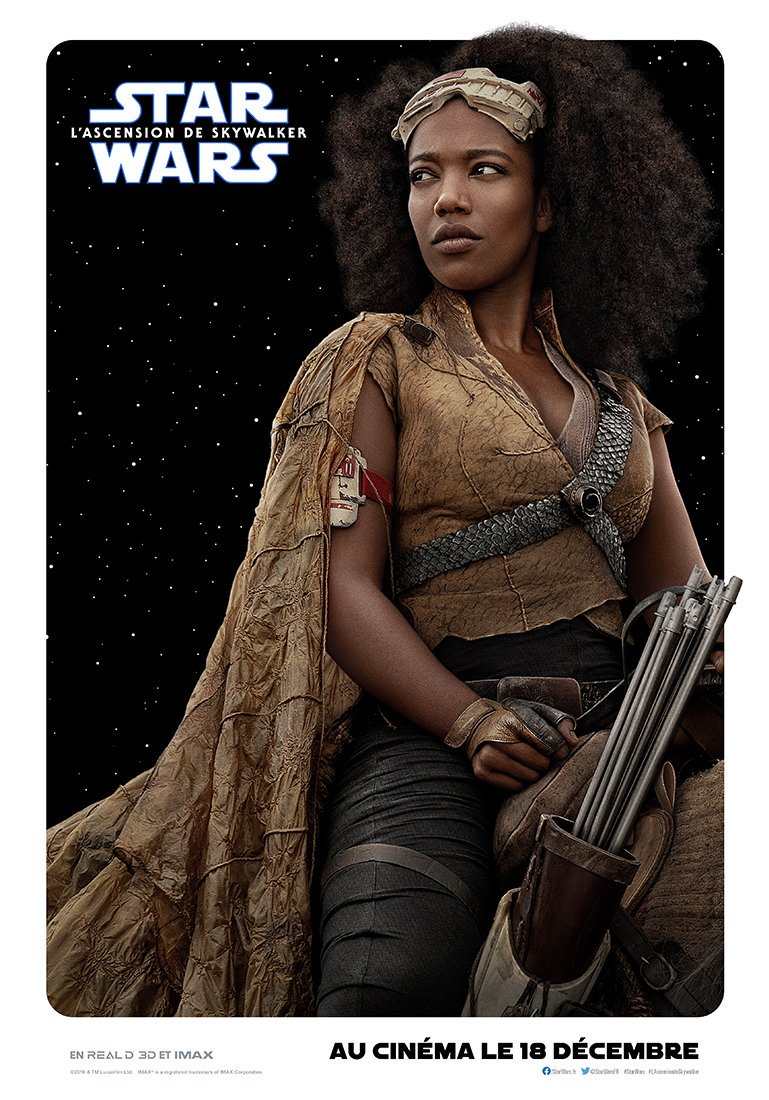 9 - Les NEWS Star Wars Episode IX - The Rise Of Skywalker - Page 9 Poster44