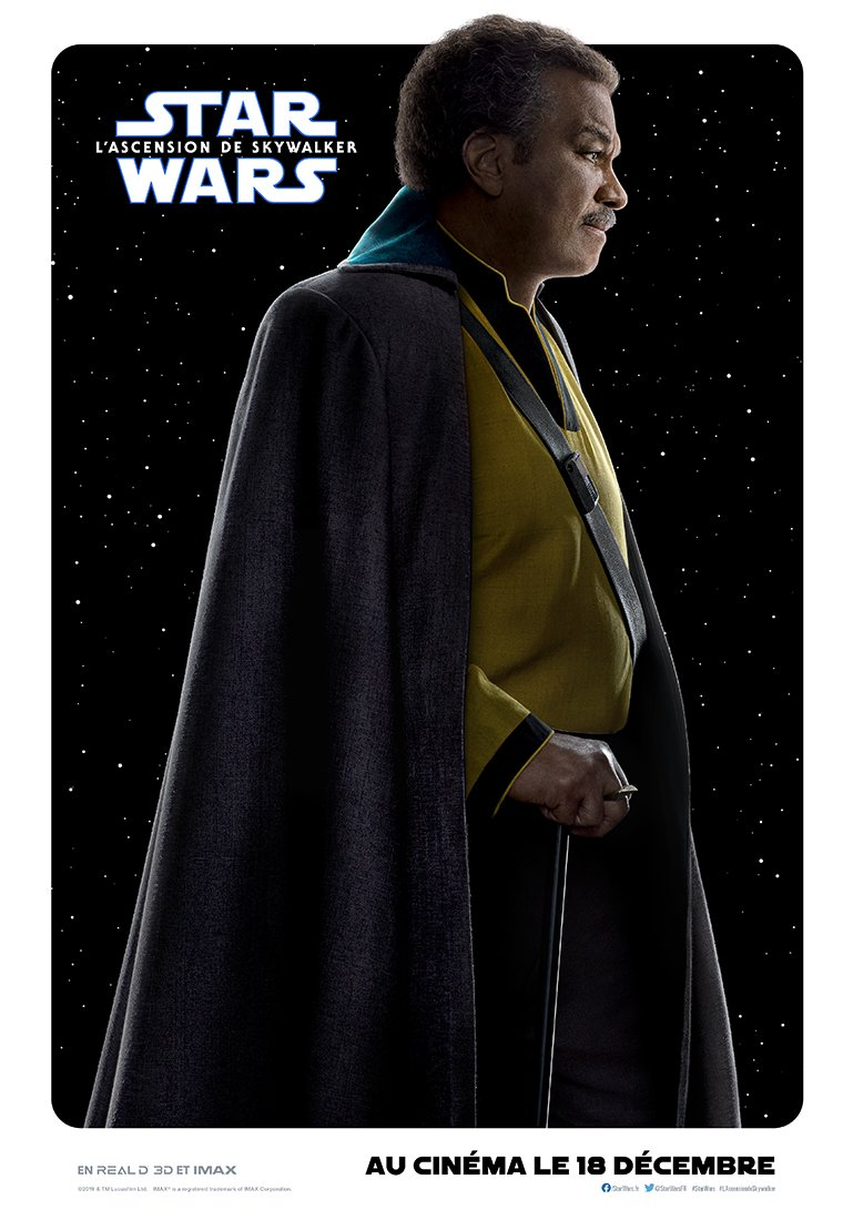 9 - Les NEWS Star Wars Episode IX - The Rise Of Skywalker - Page 9 Poster45