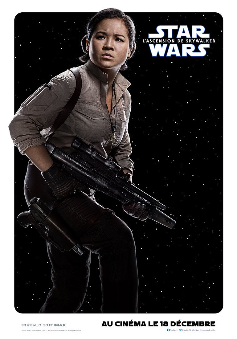 9 - Les NEWS Star Wars Episode IX - The Rise Of Skywalker - Page 9 Poster50