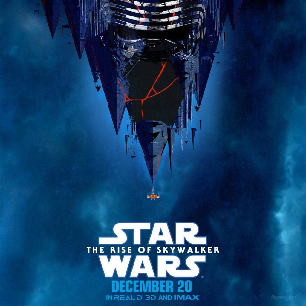 9 - Les NEWS Star Wars Episode IX - The Rise Of Skywalker - Page 9 Poster51