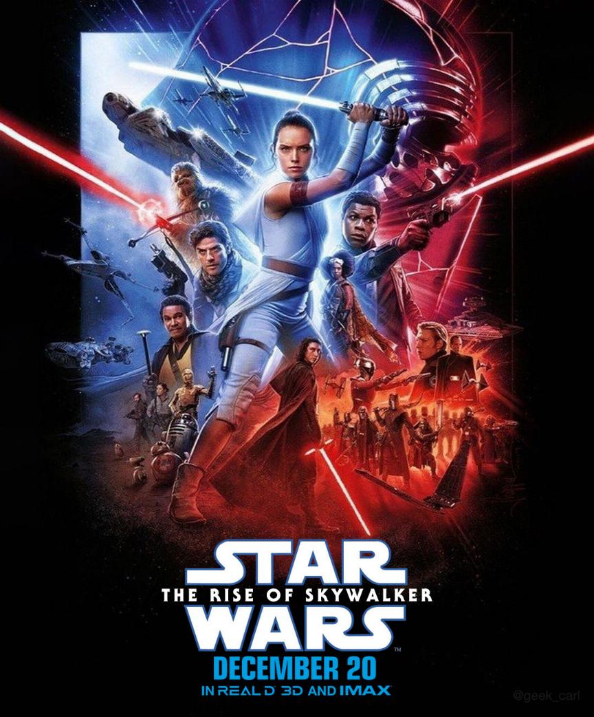 9 - Les NEWS Star Wars Episode IX - The Rise Of Skywalker - Page 9 Poster52