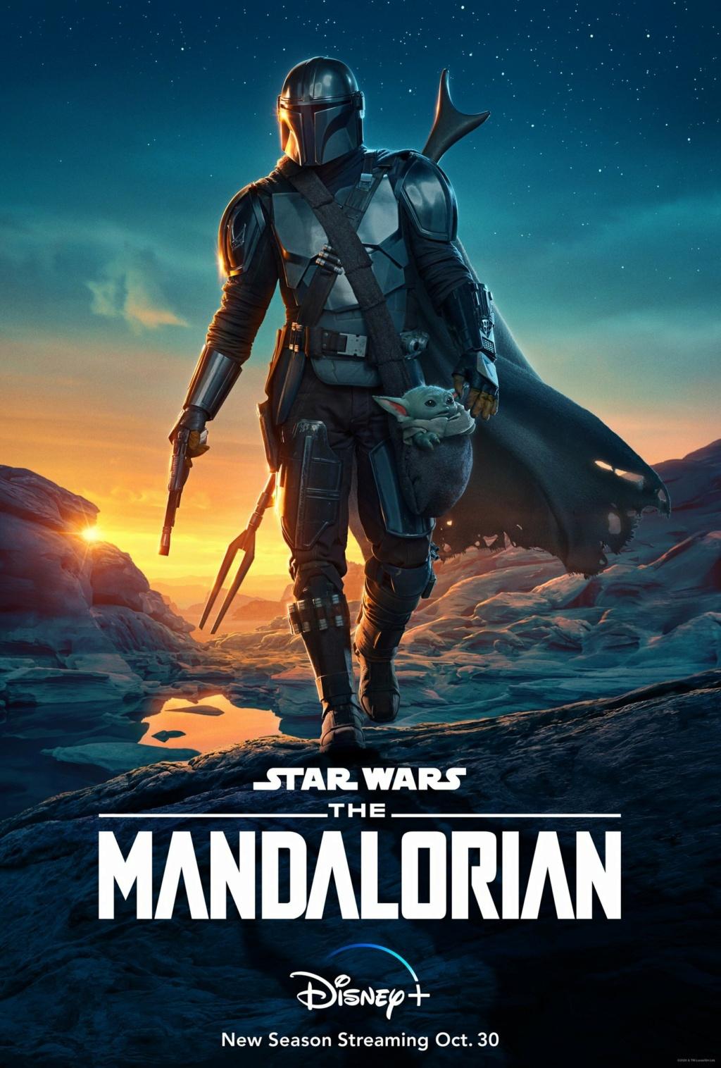 Les NEWS de la saison 2 de Star Wars The Mandalorian  - Page 2 Poster98