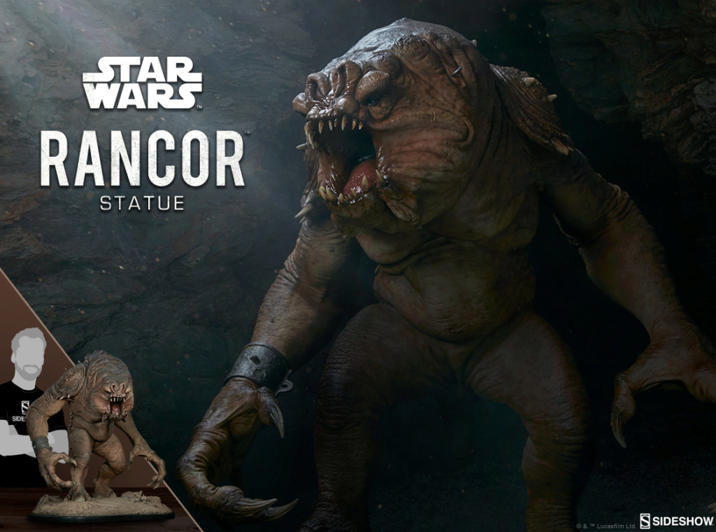 Rancor Statue - Sideshow Collectibles Previe10