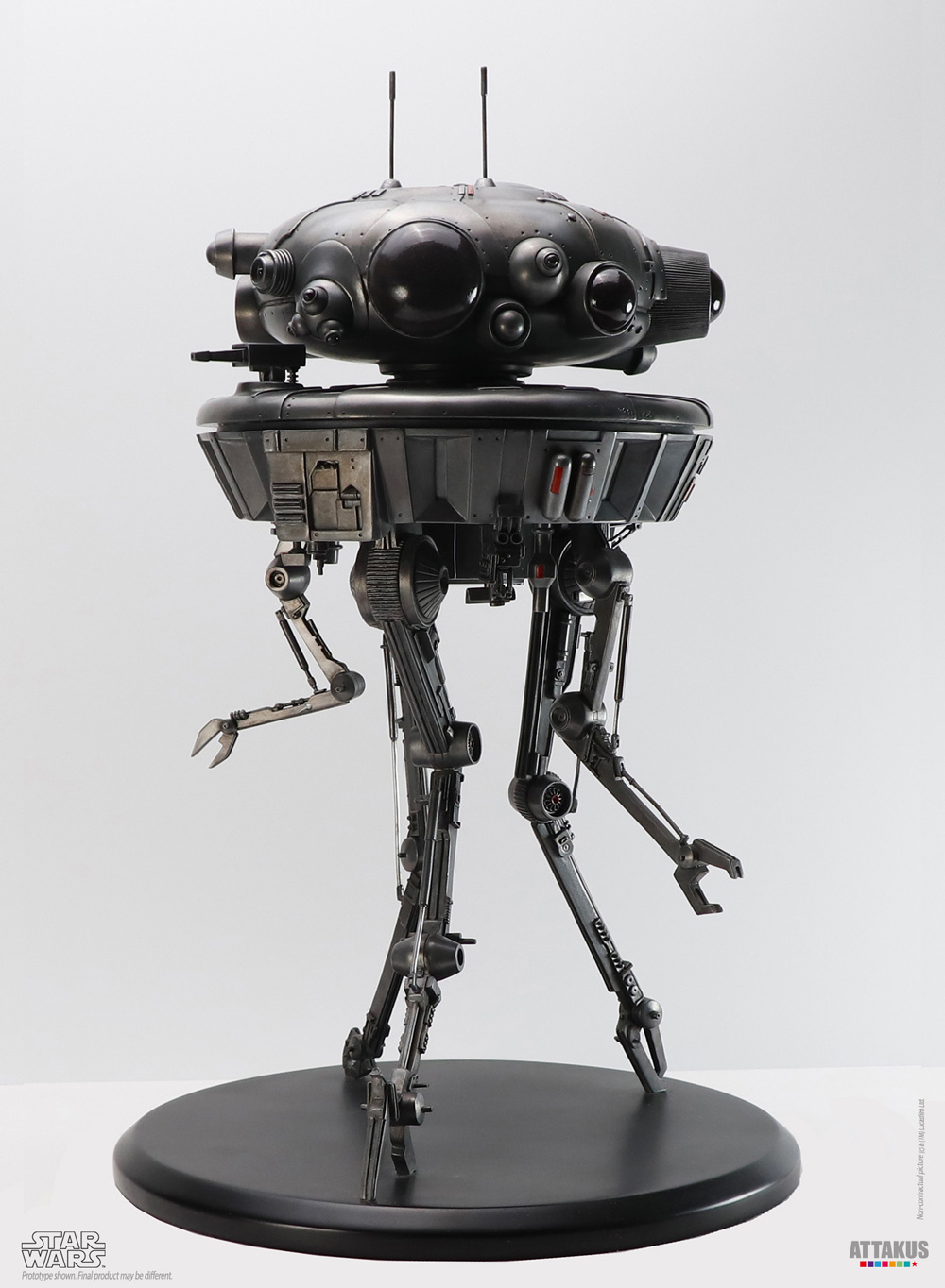 Probe Droid Statue Star Wars Elite Collection 1/10 - ATTAKUS Prode_11