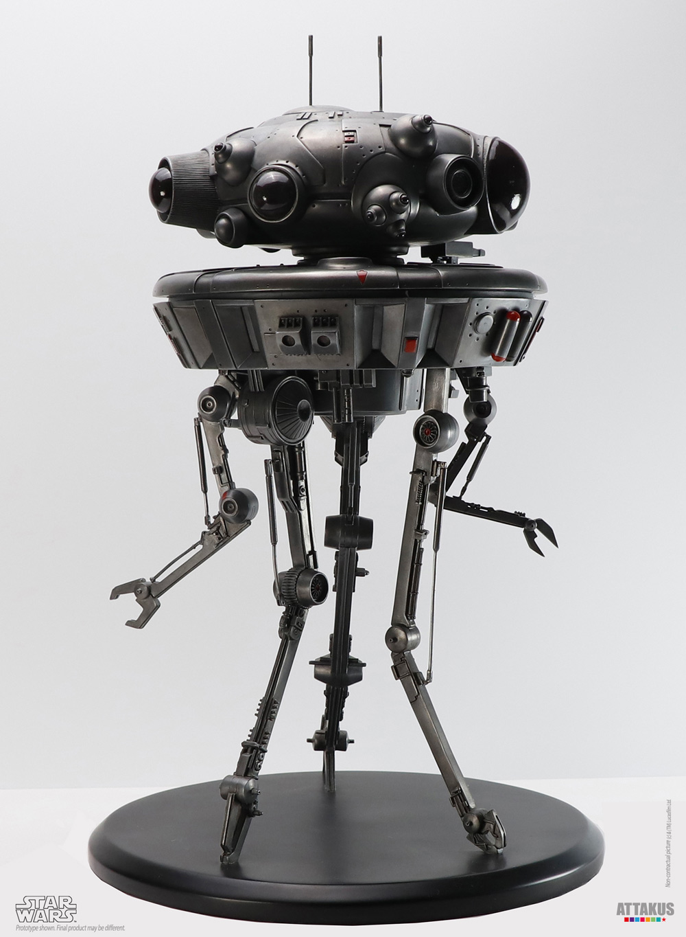 Probe Droid Statue Star Wars Elite Collection 1/10 - ATTAKUS Prode_14