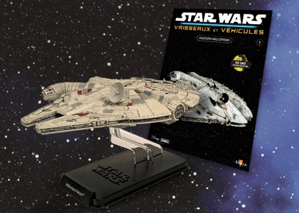 Collection Star Wars Vaisseaux et Véhicules - Altaya Przose10