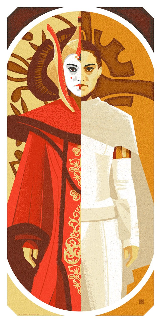 Queen and Senator - Star Wars - ACME Archives Queen_10