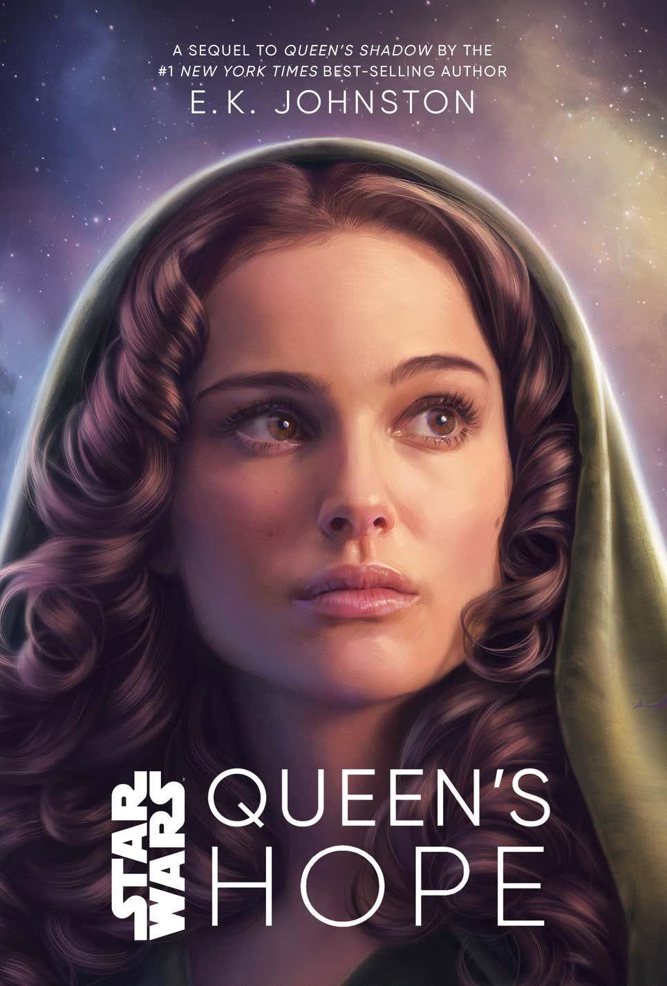 Star Wars - Queen's Hope (E.K. Johnston)  Queen_13