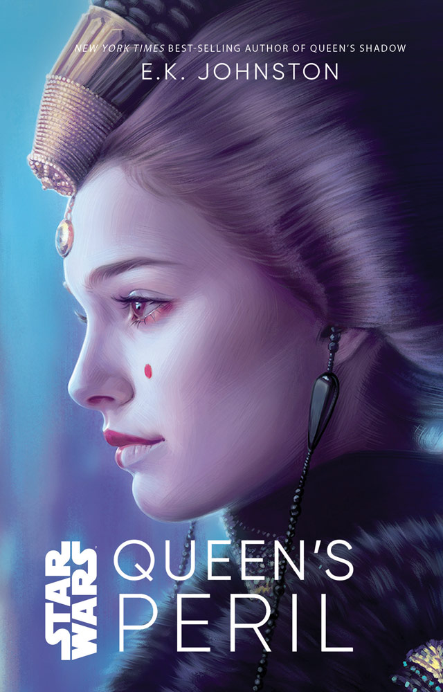 Star Wars - Queen's Peril (E.K. Johnston) Queens11