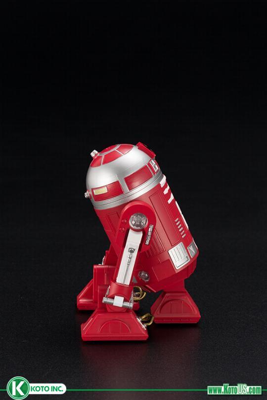 R2-R2 & R2-B1 ARTFX+ statues 2-pack - KOTOBUKIYA EXCLU SWCC R2-r2_15