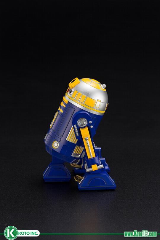 R2-R2 & R2-B1 ARTFX+ statues 2-pack - KOTOBUKIYA EXCLU SWCC R2-r2_16