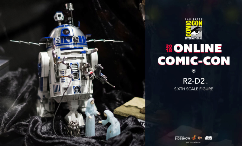 Hot Toys Star Wars - R2-D2 (ROTJ) Sixth Scale Figure R2d2_010