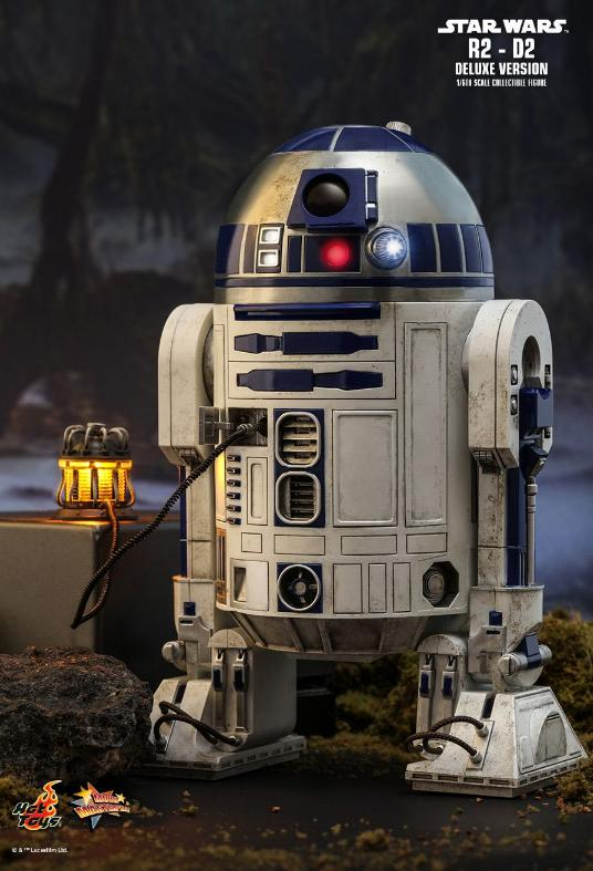 Hot Toys Star Wars - R2-D2 (ROTJ) Sixth Scale Figure R2d2_011