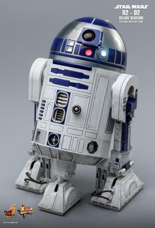 Hot Toys Star Wars - R2-D2 (ROTJ) Sixth Scale Figure R2d2_012