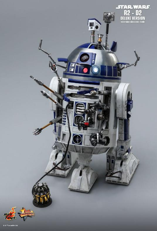 Hot Toys Star Wars - R2-D2 (ROTJ) Sixth Scale Figure R2d2_013