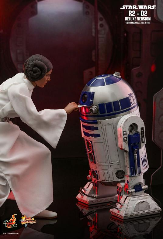 Hot Toys Star Wars - R2-D2 (ROTJ) Sixth Scale Figure R2d2_015