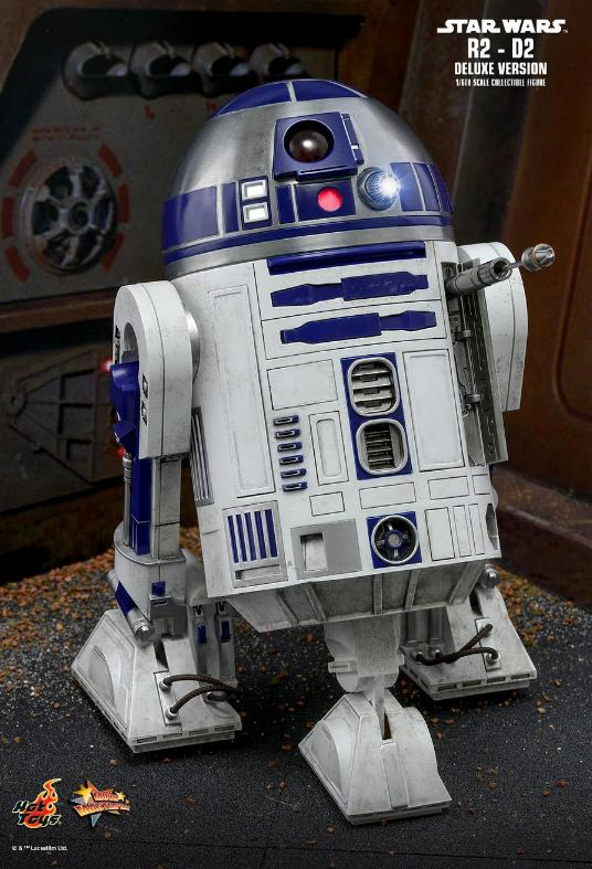 Hot Toys Star Wars - R2-D2 (ROTJ) Sixth Scale Figure R2d2_019