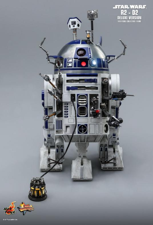 Hot Toys Star Wars - R2-D2 (ROTJ) Sixth Scale Figure R2d2_110