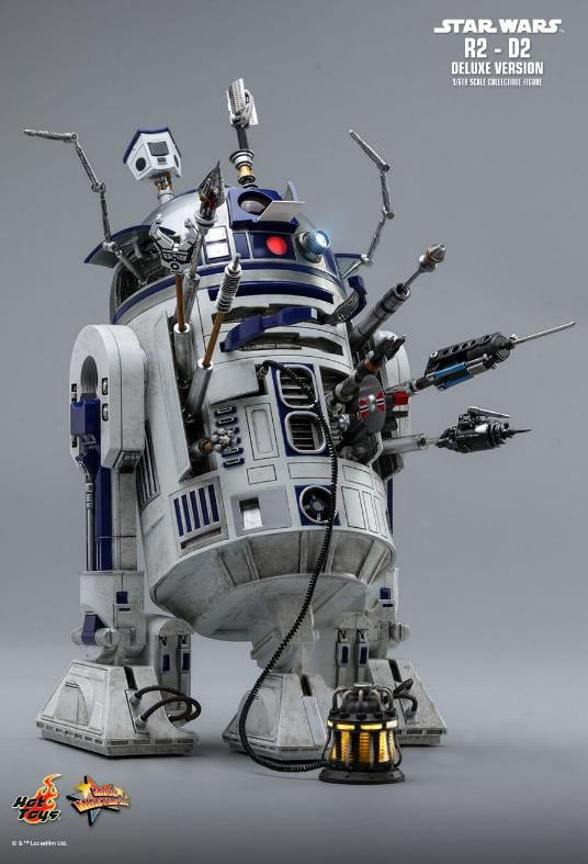 Hot Toys Star Wars - R2-D2 (ROTJ) Sixth Scale Figure R2d2_111