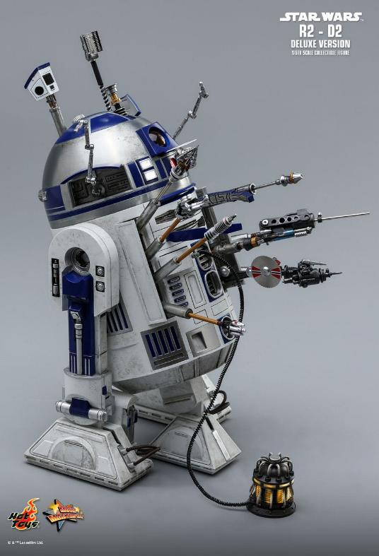Hot Toys Star Wars - R2-D2 (ROTJ) Sixth Scale Figure R2d2_112