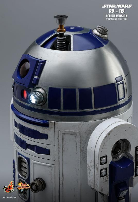 Hot Toys Star Wars - R2-D2 (ROTJ) Sixth Scale Figure R2d2_114