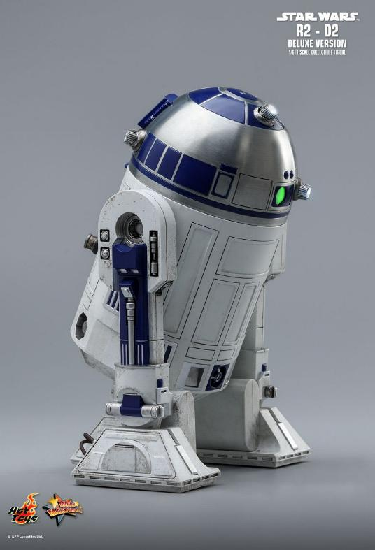 Hot Toys Star Wars - R2-D2 (ROTJ) Sixth Scale Figure R2d2_115