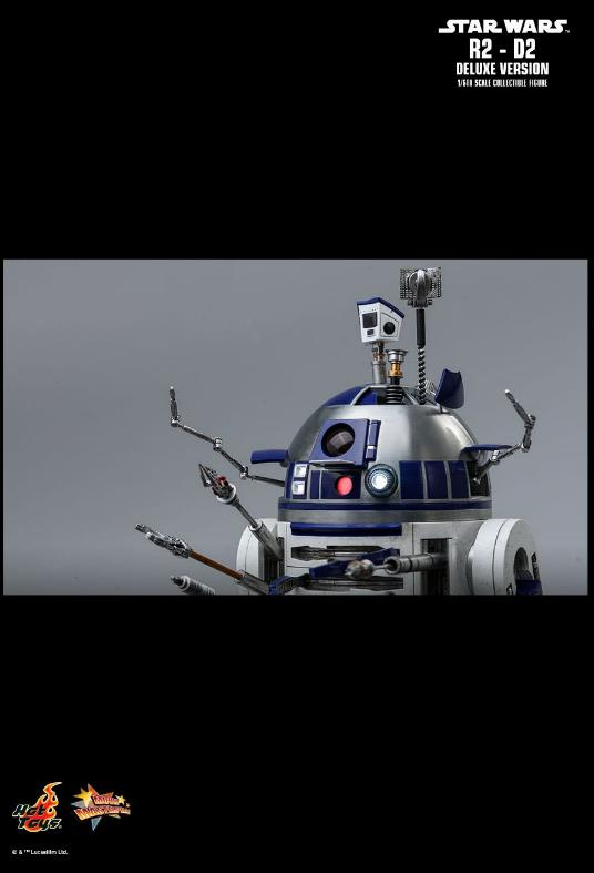 Hot Toys Star Wars - R2-D2 (ROTJ) Sixth Scale Figure R2d2_117
