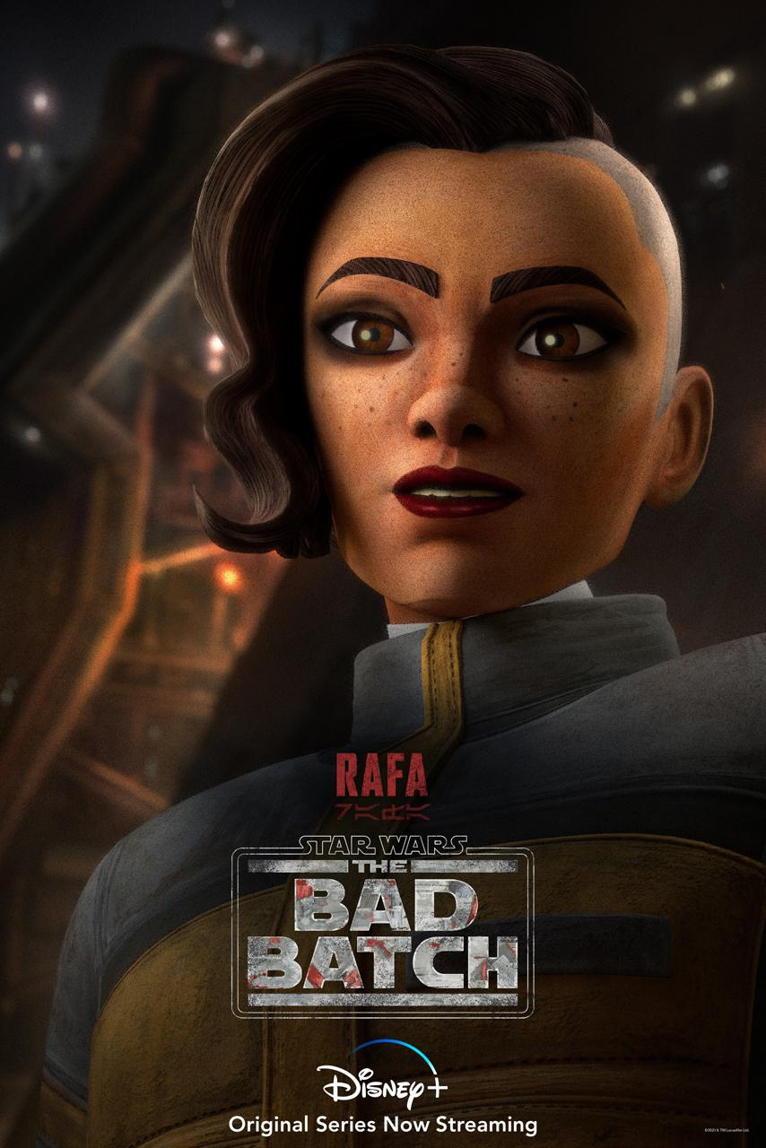 Star Wars The Bad Batch : Les NOUVELLES de la série - Page 2 Rafa10
