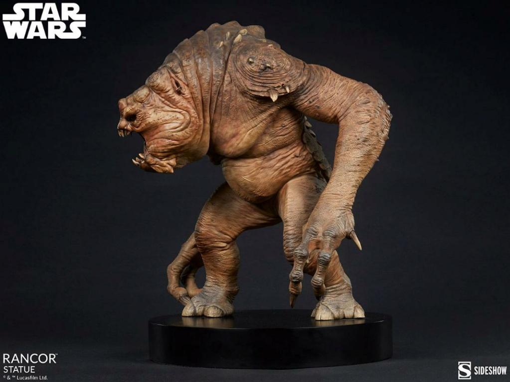 Rancor Statue (2021) - Star Wars - Sideshow Rancor16