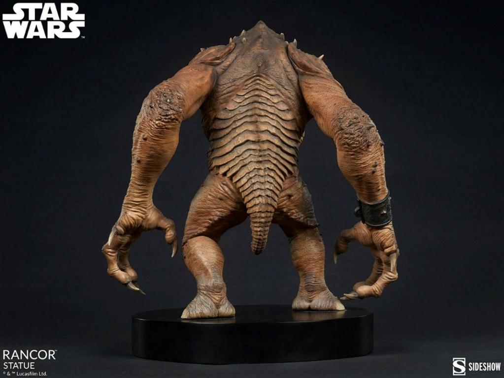 Rancor Statue (2021) - Star Wars - Sideshow Rancor17