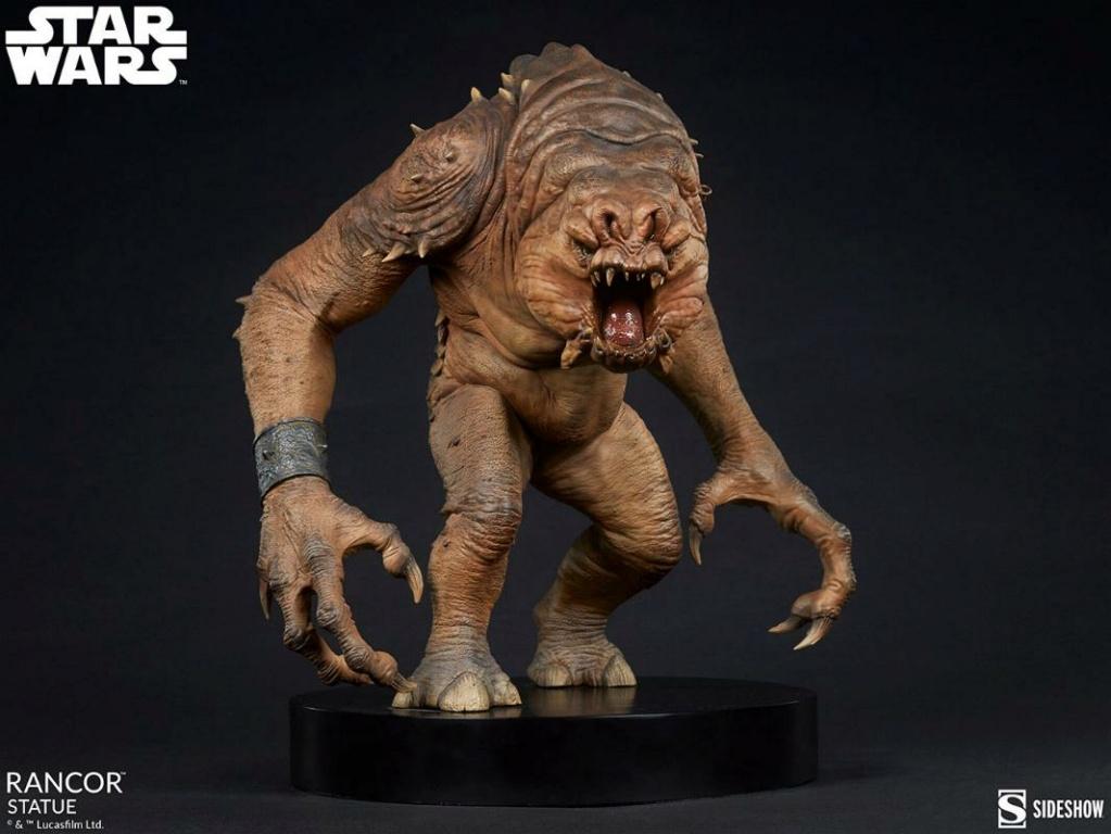 Rancor Statue (2021) - Star Wars - Sideshow Rancor20