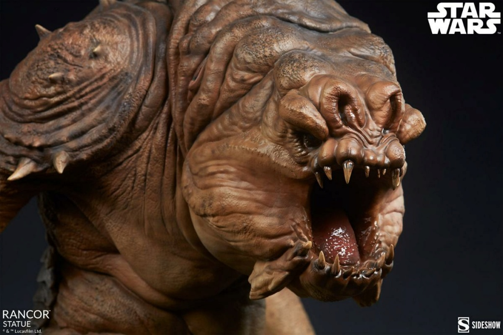 Rancor Statue (2021) - Star Wars - Sideshow Rancor23