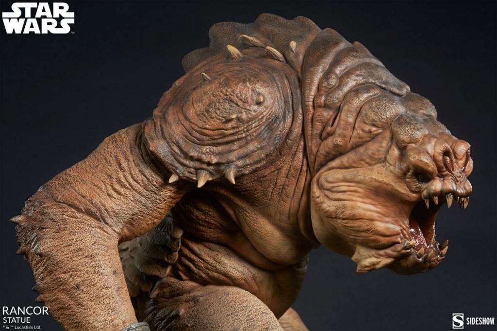 Rancor Statue (2021) - Star Wars - Sideshow Rancor25