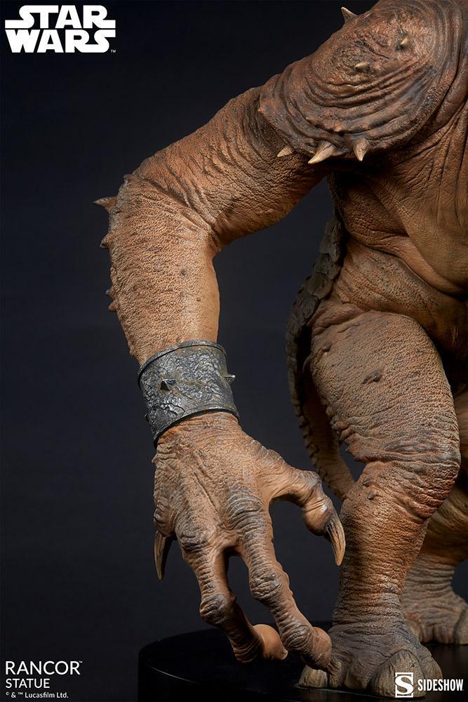 Rancor Statue (2021) - Star Wars - Sideshow Rancor27